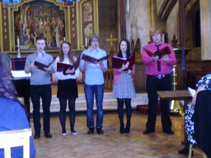 The Five Choral Scholars
