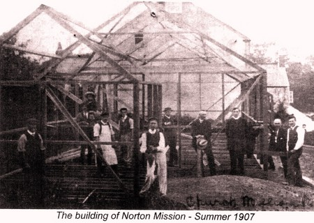 Building the first Mission Church